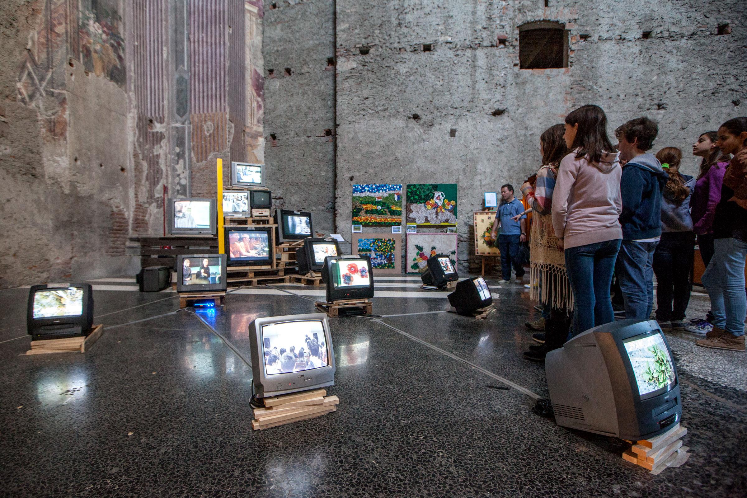 mostra interattiva educativa expo 2015