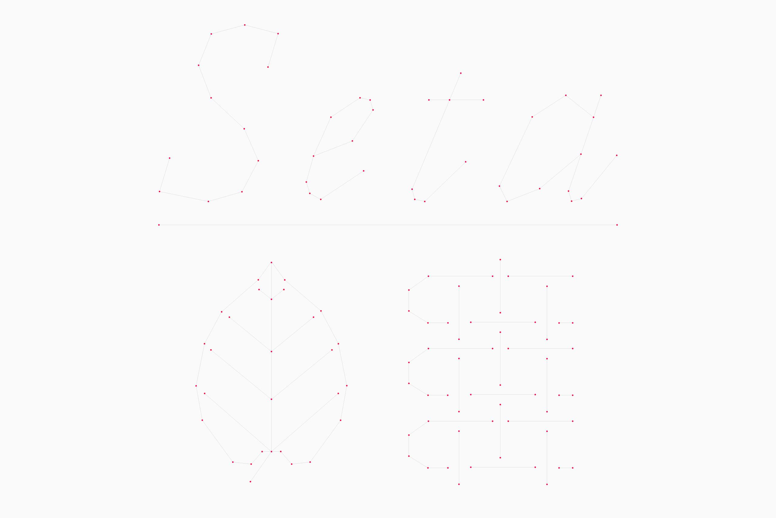 logotipo e immagine como di seta