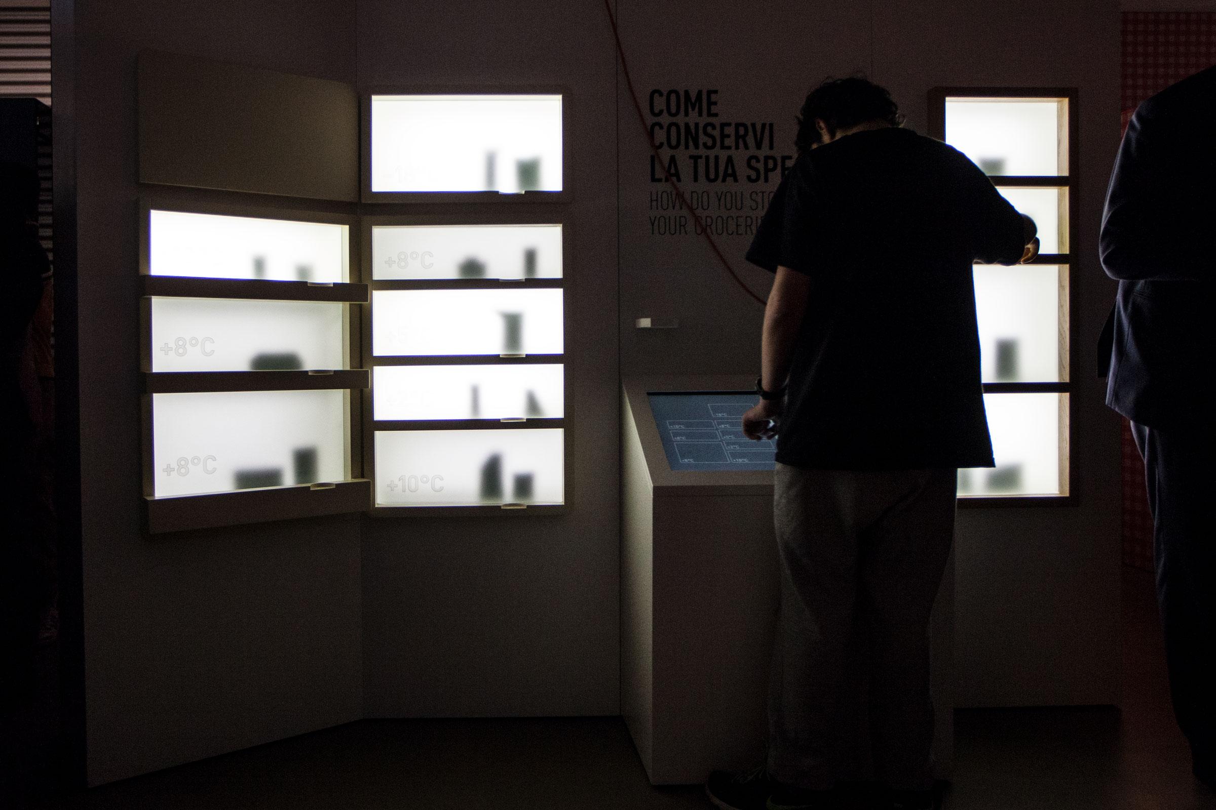 postazioni interattive museo scienza tecnica milano
