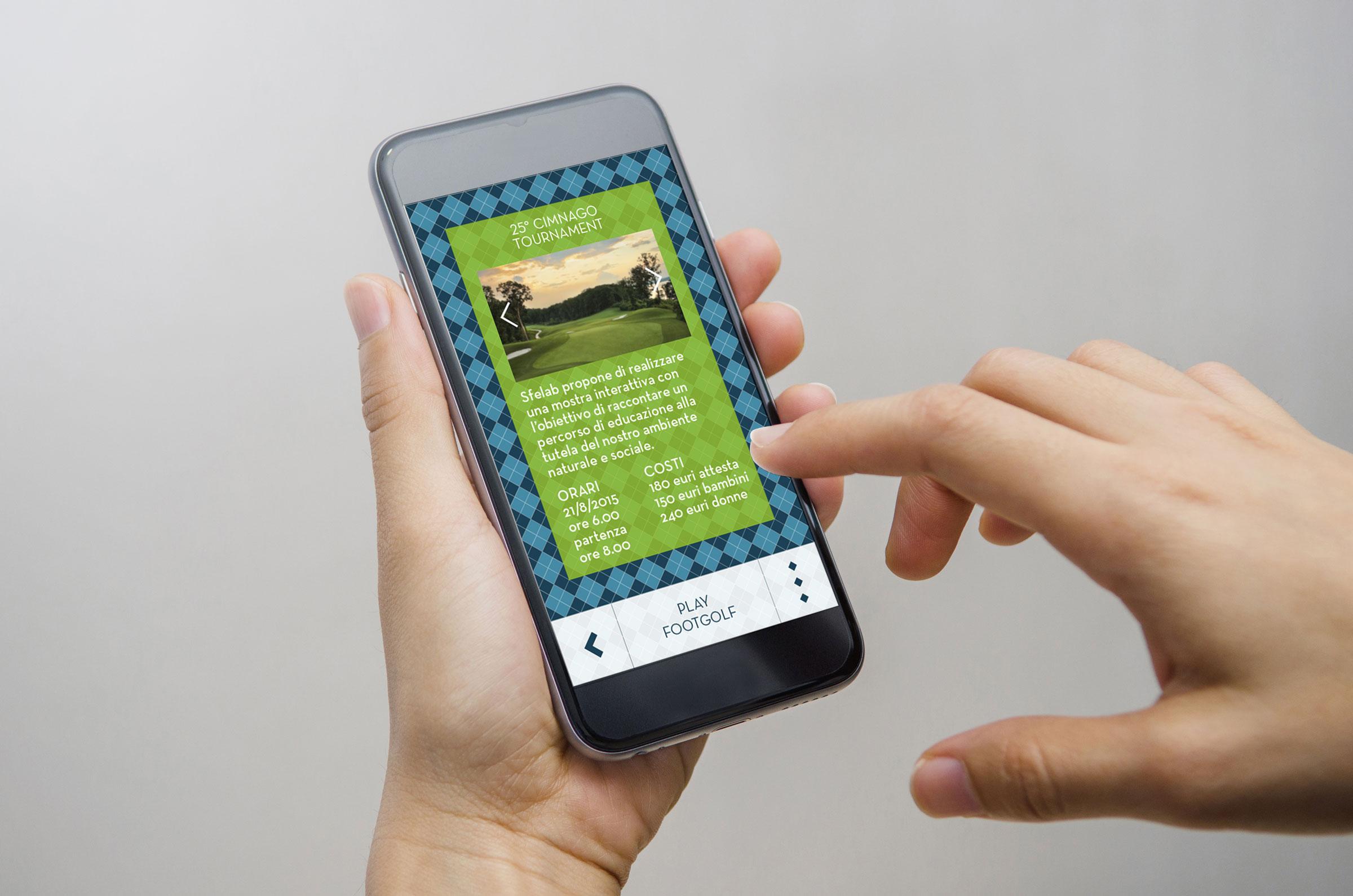 applicazione web Android iOS