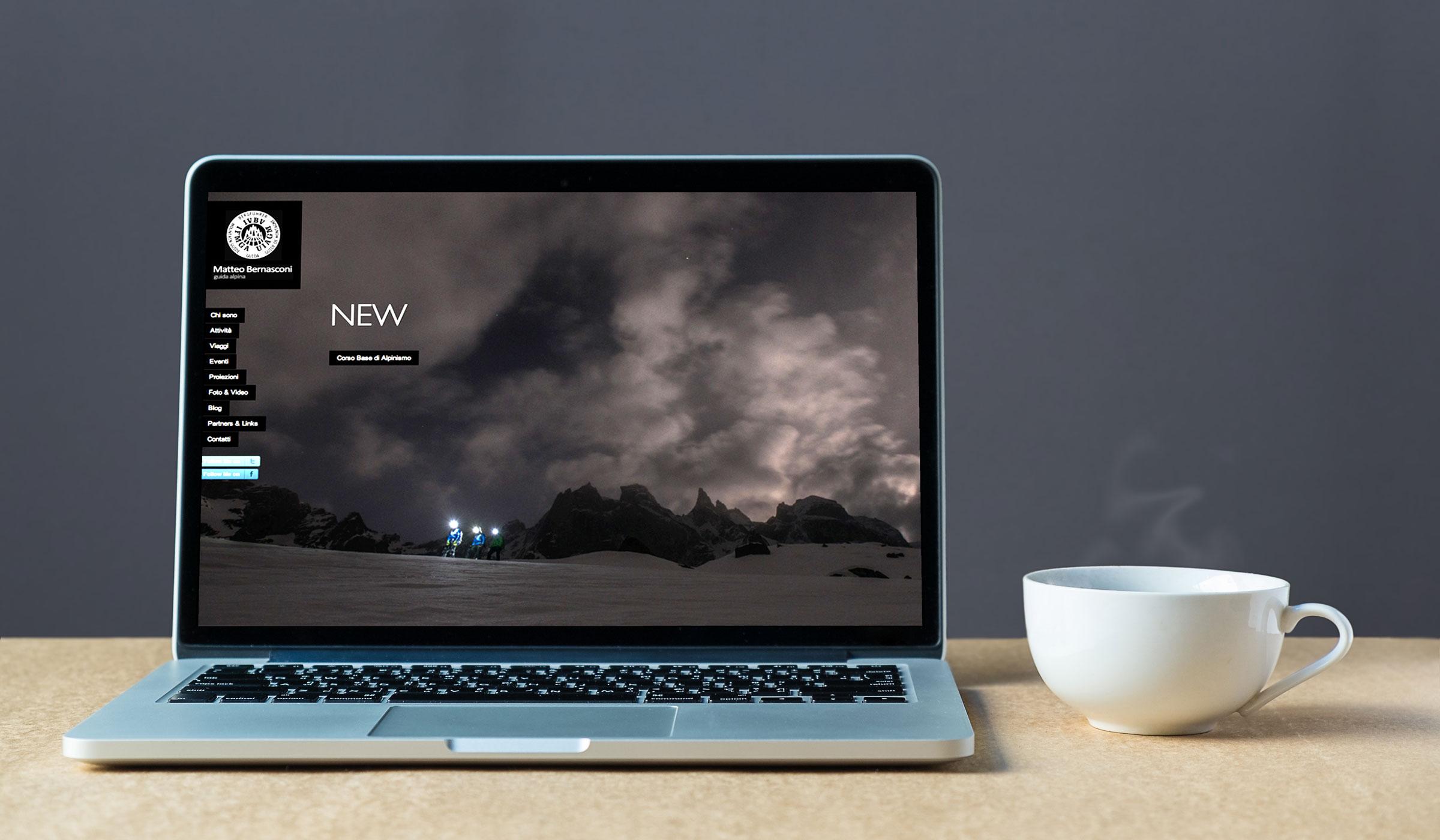 creazione sito internet homepage