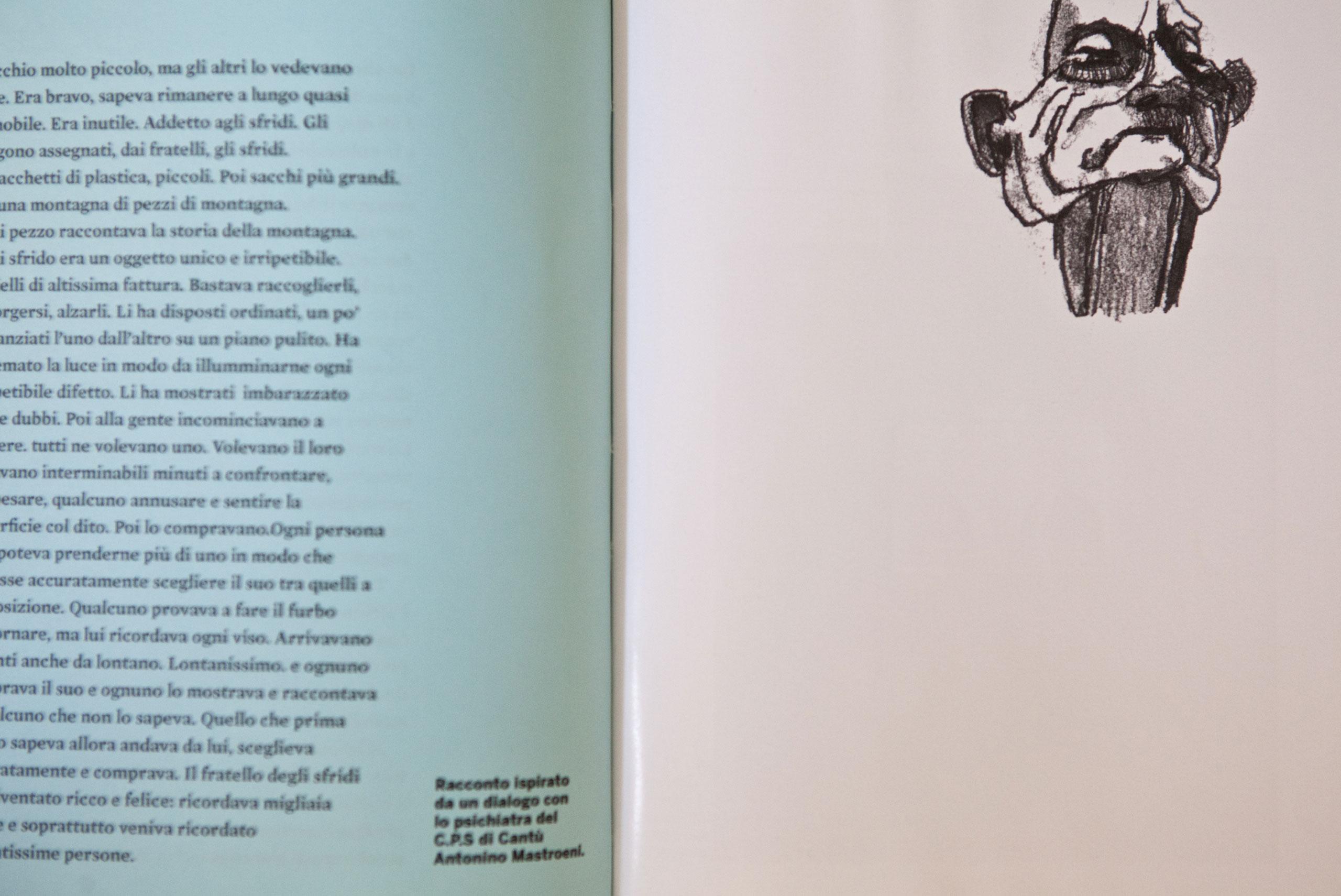 1 - impaginazione illustrazione libro campagna sociale