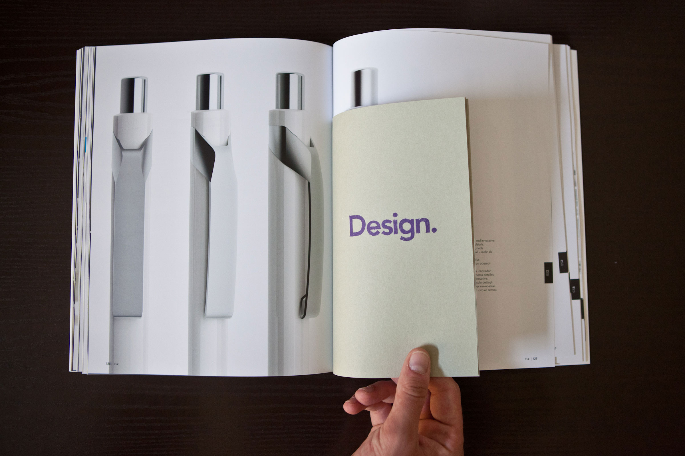 design illustrazione Prodir