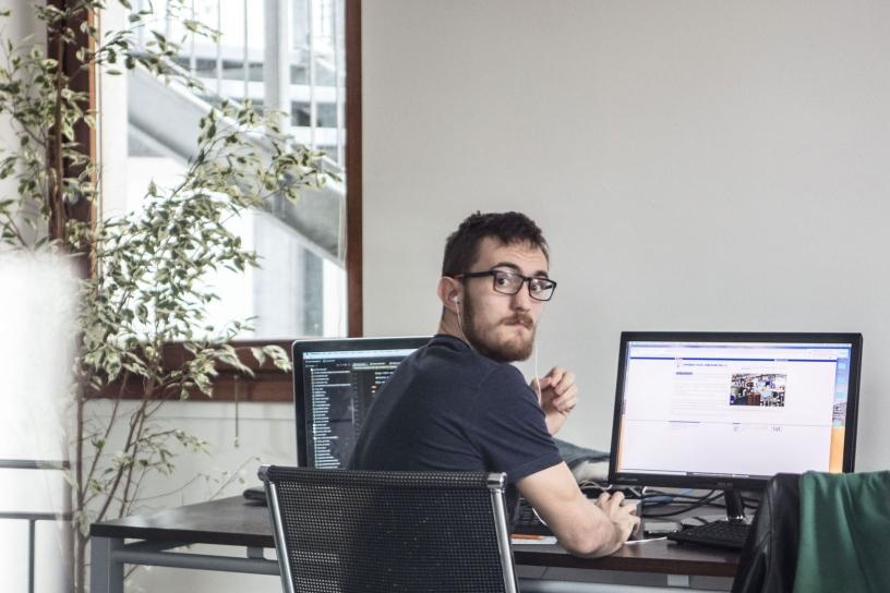 Lorenzo Sanvito sviluppatore